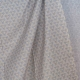 Tissu coton cretonne good day - Gris clair