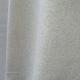 Tissu enduit brillant argent - Gris clair