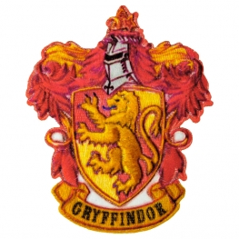 Ecusson Harry Potter brodé - Gryffondor