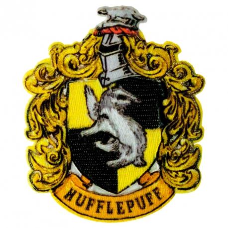 Ecusson Harry Potter brodé - Poufsouffle