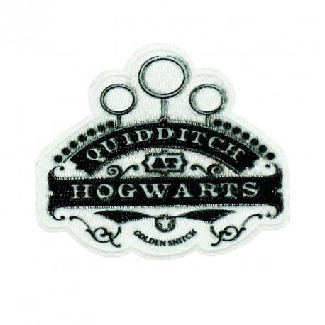 Ecusson Harry Potter brodé - Quidditch