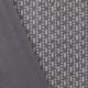 Tissu jersey rayures funky - Gris & blanc