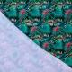 Tissu pour Maillot de Bain Jungle - Vert