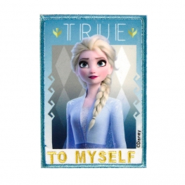 EcussonThermocollant Reine des neiges 2 Elsa - Disney