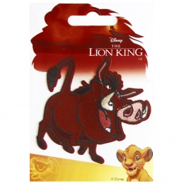 EcussonThermocollant Roi Lion Pumbaa - Disney