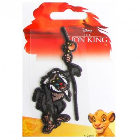 EcussonThermocollant Roi Lion Simba - Disney
