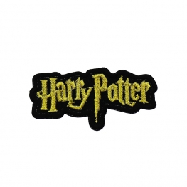 Ecusson Harry Potter brodé - Logo Harry Potter