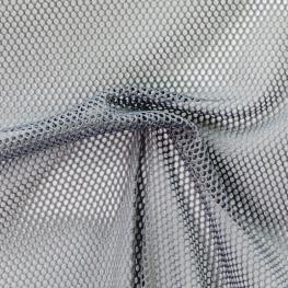 Tissu Filet - Anthracite