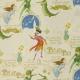 Tissu Popeline Coton Peter Pan - Sable