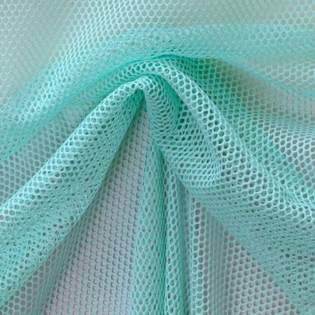 Tissu Filet - Vert d'eau