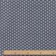 Tissu Popeline Unbrella - Bleu