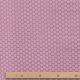 Tissu Popeline Unbrella - Vieux rose
