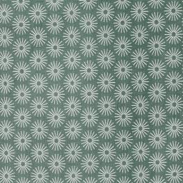 Tissu Popeline Unbrella - Vert