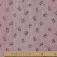 Tissu Coton Licorne - Vieux rose