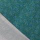 Tissu Pul Imperméable Pois - Bleu pétrole