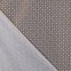 Tissu Pul Imperméable Etoile - Taupe
