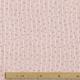 Tissu Coton Cretonne Fleurs & Rayures - Rouge