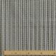 Tissu Popeline Bouquet & Ligne 100% Coton Bio GOTS - Gris
