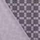 Tissu Popeline Carreaux 100% Coton Bio GOTS - Rose