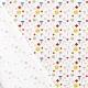 Tissu Popeline Pharmacie 100% Coton Bio GOTS - Blanc