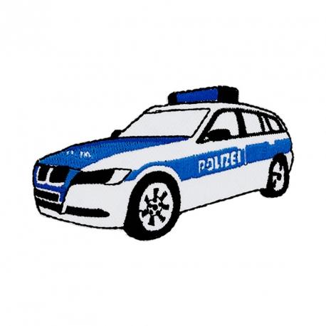 Ecusson Voiture de Police