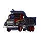 Ecusson Camion