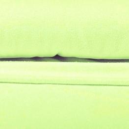 Tissu éponge uni bambou Okeo-Tex - Vert