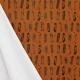 Tissu Jersey Skateboard - Orange brique