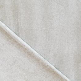 Tissu éponge uni bambou Okeo-Tex - Taupe