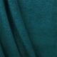 Tissu éponge uni Oeko-Tex - Bleu pétrole