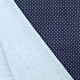 Tissu Coton Ancre Marine - Bleu Marine