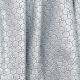 Tissu coton cretonne good day - Argenté