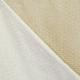 Tissu coton cretonne good day - Doré