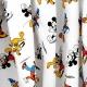 Tissu Popeline Mickey & ses amis DISNEY - Blanc