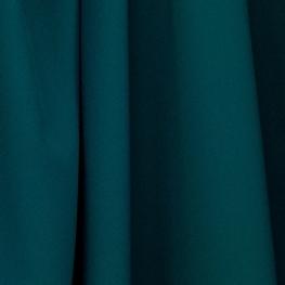 Tissu Burlington - Bleu canard