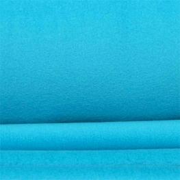 Tissu polaire uni - Bleu turquoise