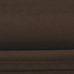 Tissu polaire uni - Marron