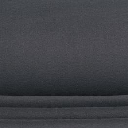Tissu polaire uni - Gris anthracite