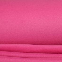 Tissu polaire uni - Rose