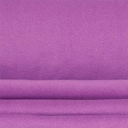 Tissu polaire uni - Parme