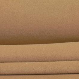 Tissu polaire uni - Beige sahara
