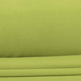 Tissu polaire uni - Vert tilleul