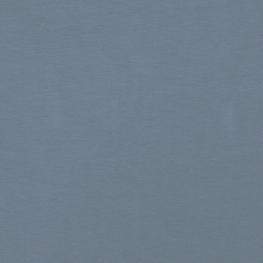 Tissu Jersey Uni - Bleu orage