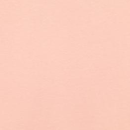 Tissu Jersey Uni - Rose poudré