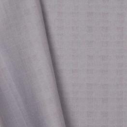 Tissu lange 100% coton - Gris