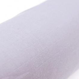 Tissu lange 100% coton - Bleu orage