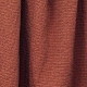 Tissu Rayonne Crépon - Rouge terracotta