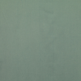 Tissu Popeline Bio Uni - Menthe poudrée