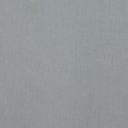 Tissu Popeline Bio Uni - Gris