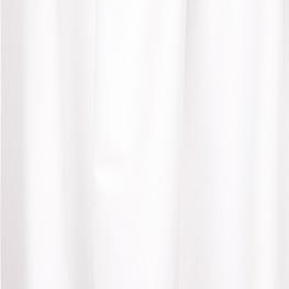 Tissu Popeline Bio Uni - Blanc